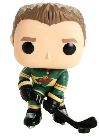 Funko Pop NHL Minnesota Wild - Zach Parise