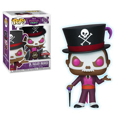 Funko Pop Disney The Princess and the Frog - Dr. Facilier (Masked) Chase set of 2