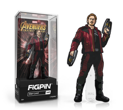 FiGPiN Marvel Avengers: Infinity War - Star-Lord Pin