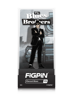 FiGPiN Blues Brothers - Elwood Blues