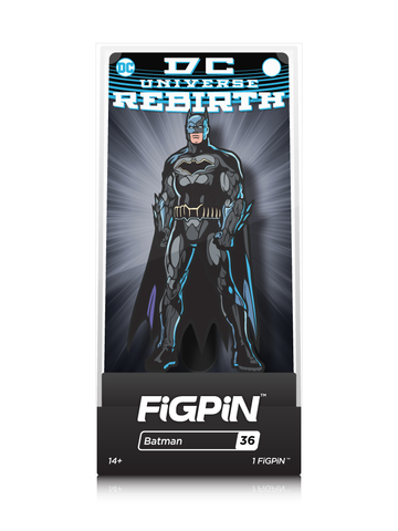 FiGPiN DC Batman (Rebirth)