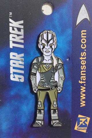 Fansets Star Trek Jaylah Pin