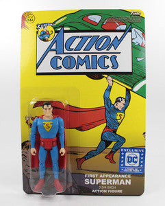Funko Articulated Action Figure Superman (First Appearance) - Nerdy Collectibles