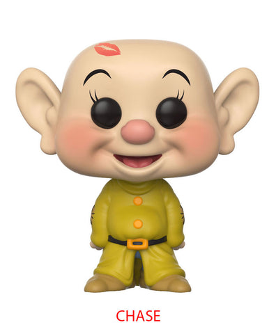 Funko Pop Disney Snow White - Dopey (CHASE)