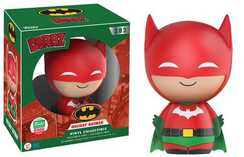 Funko Dorbz DC Batman (Holiday) - Nerdy Collectibles