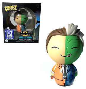 Funko Dorbz DC Two Face - Nerdy Collectibles