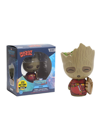 Funko Dorbz Marvel Groot (Vol. 2) (Patch) - Nerdy Collectibles