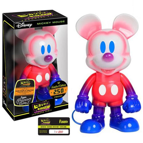 Funko Hikari Disney Mickey Mouse Snow Cone - Nerdy Collectibles