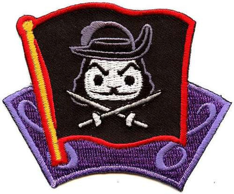 Funko Disney Captain Hook Flag Patch - Nerdy Collectibles