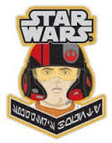 Funko Pins Star Wars Poe Dameron - Nerdy Collectibles