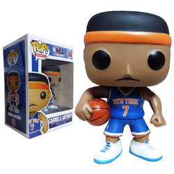 Funko Pop NBA Carmelo Anthony (Mustache) - Nerdy Collectibles