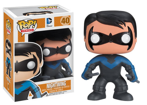 Funko Pop DC Nightwing - Nerdy Collectibles