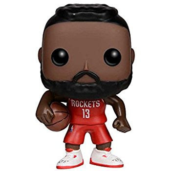 Funko Pop NBA James Harden - Nerdy Collectibles