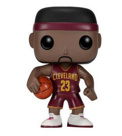 Funko Pop NBA Lebron James (Cavaliers) - Nerdy Collectibles