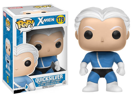 Funko Pop Marvel Quicksilver - Nerdy Collectibles