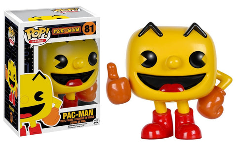 Funko Pop Games Pac-Man - Nerdy Collectibles