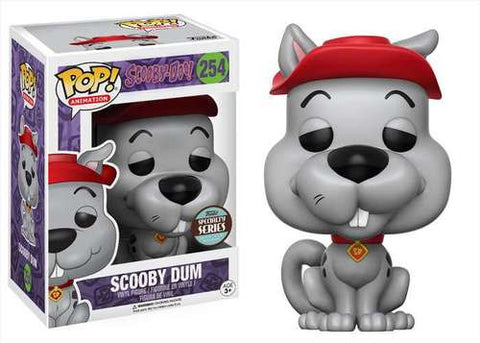Funko Pop Animation Scooby Dum