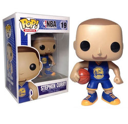 Funko Pop NBA Stephen Curry - Nerdy Collectibles