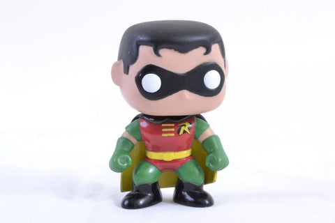 Funko Pop DC Robin Bobble-Head - Nerdy Collectibles