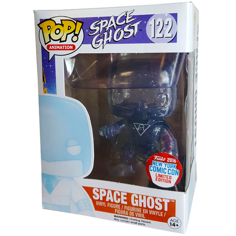 Funko Pop Animation Space Ghost (Invisible)