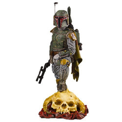 Gentle Giant Star Wars Boba Fett Collector's Gallery Statue