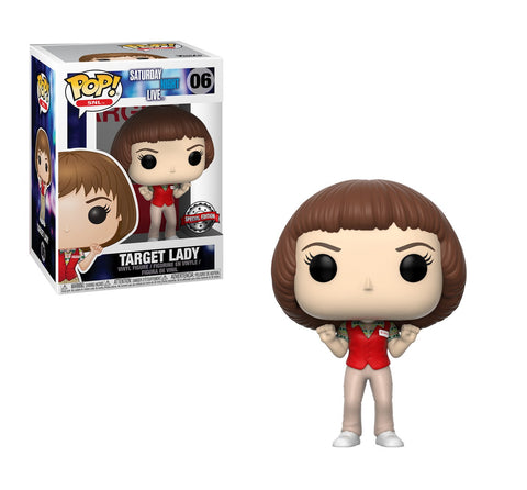 Funko Pop TV Saturday Night Live - Target Lady