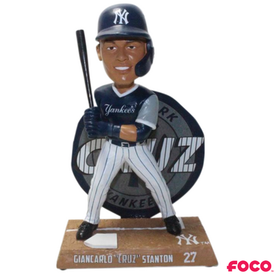 MLB New York Yankees Giancarlo Stanton Nickname Bobble