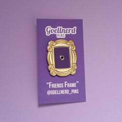 Goellnerd Friends Pin