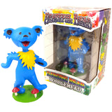 Grateful Dead Dancing Bear Blue Bobblehead