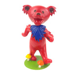 Grateful Dead Dancing Bear Red Bobblehead