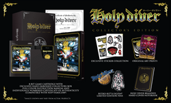 Holy Diver Collector's Edition Box