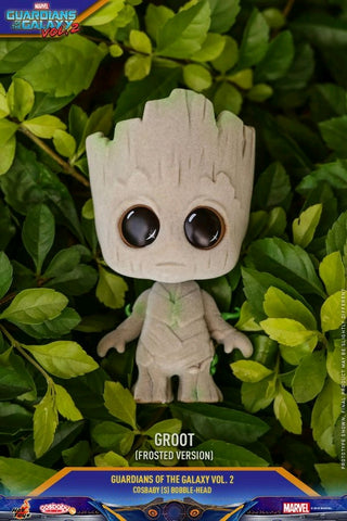 Marvel Guardians of the Galaxy: Vol. 2 - Groot Frosted Cosbaby