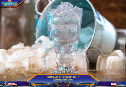 Marvel Guardians of the Galaxy: Vol. 2 - Groot Transparent Cosbaby