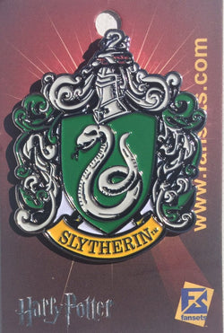 Fansets Harry Potter Slytherin Crest Enamel Pin