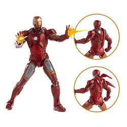 Marvel Legends MCU 10th Anniversary Iron Man Action Figure