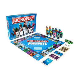 Fortnite Edition Monopoly