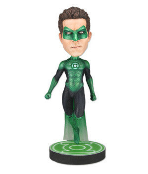 DC Green Lantern Hal Jordan #3 Head Knocker