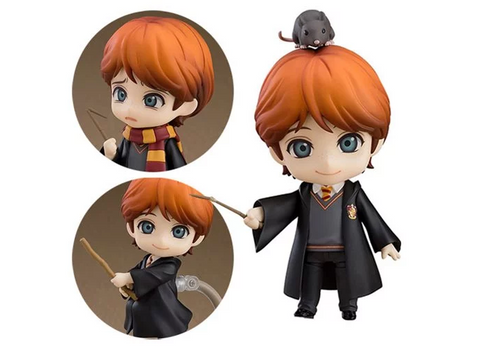 Harry Potter Ron Weasley Nendoroid Action Figure