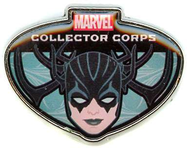 Funko Marvel Hela Pin
