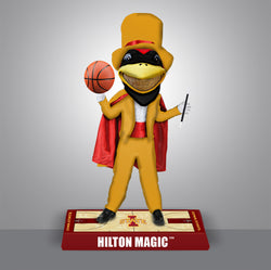Iowa State Hilton Magic Bobblhead