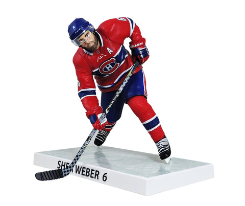 "NHL Montreal Canadiens Shea Weber 2018-19 6"" Figure"