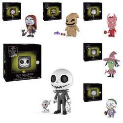 Funko 5 Star Disney The Nightmare Before Christmas Set of 6