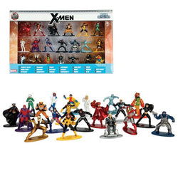 Jada Toys Marvel X-Men Nano Metalfigs 20-Pack