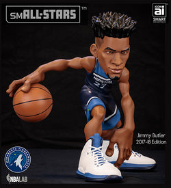 IconAI Small-Stars NBA Minnesota Timberwolves Jimmy Butler 2017-2018 Icon Edition Figure