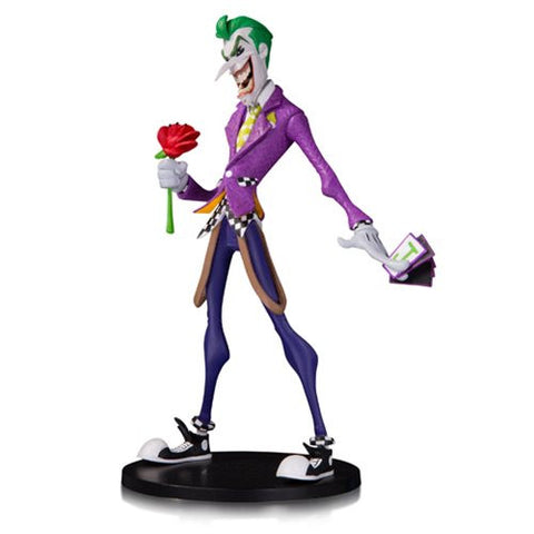 DC Comics Artist Alley Joker by Hainanu Nooligan Saulque Limited Edition Statue
