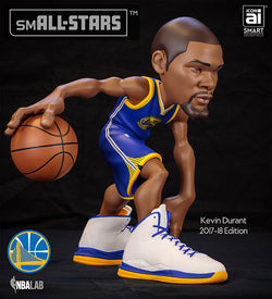 IconAI Small-Stars NBA Golden St. Warriors Kevin Durant 2017-2018 Icon Edition Figure