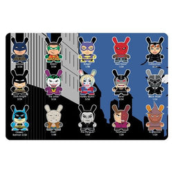Kidrobot Batman Dunny Mini-Figures Blind Box