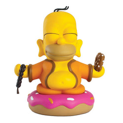 Kidrobot The Simpsons Homer Buddha Vinyl Figure