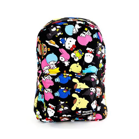Loungefly Hello Kitty Friends Backpack
