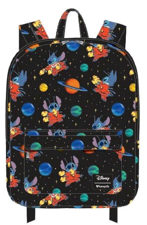 391e29e5a1f Loungefly Disney Lilo   Stitch Space Backpack – Nerdy Collectibles